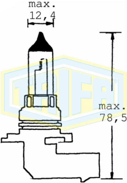 HB4 (9006) Halogen bulbs
