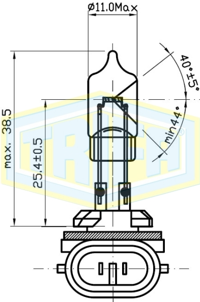 Halogen bulbs (889)